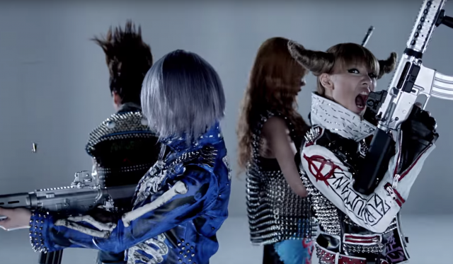 K-pop洗腦電子舞曲-跟著音樂咚滋咚滋!