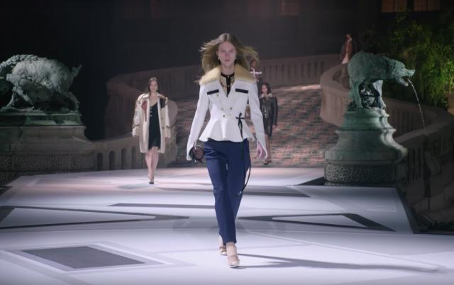 LV奢華時尚秀音樂大賞-2018/2019 Louis Vuitton 時裝秀現場