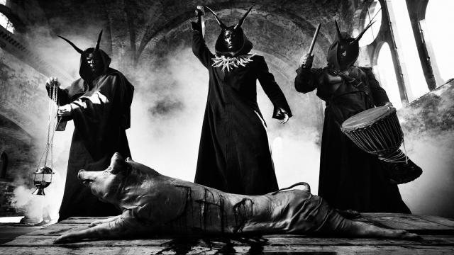 Behemoth 比蒙巨獸樂團精選