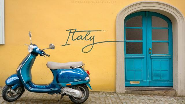 來場充滿義大利風情的派對!