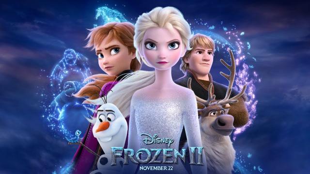 《冰雪奇緣2》歌詞版MV搶先看!多層次飆高音將再度引領K歌風潮!