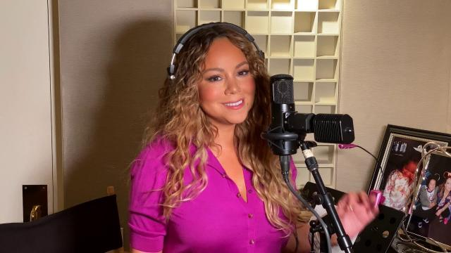 Mariah Carey 復活節宅錄〈Hero〉向抗疫英雄致敬