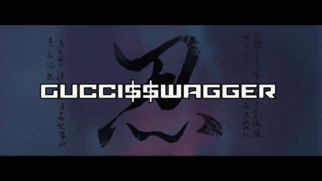 $devil x Gucci$$wagger - 來自亞洲的忍者Trapper