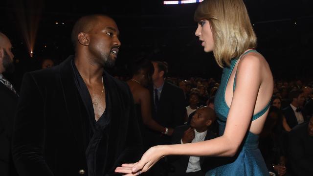Kanye West vs. Taylor Swift 錄音門事件還原,駭客流出完整對話影片