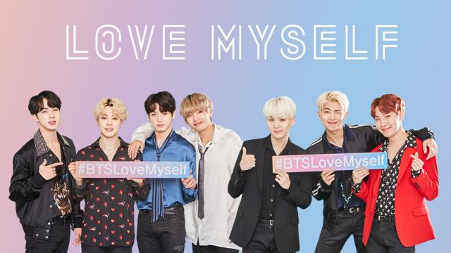 BTS與聯合國兒童基金會合作反霸凌廣告,呼籲人人都應該「Love Myself」!