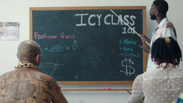 Logic《Icy》MV釋出,Gucci Mane老濕開班授課!(歌詞解析)