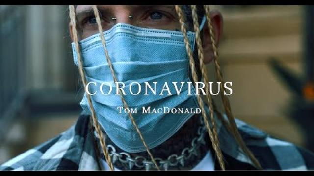 Tom MacDonald〈Coronavirus / 新冠病毒〉歌詞中譯