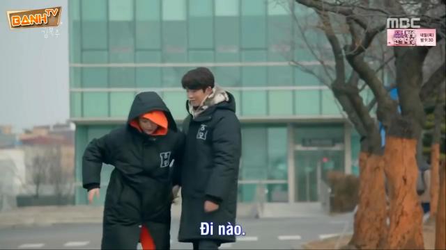 Hậu trường & CUT dễ thương phim Cô nàng cử tạ Kim Bok Joo