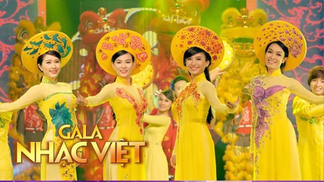 Gala Nhạc Việt 3 | Hương Sắc Tết Việt