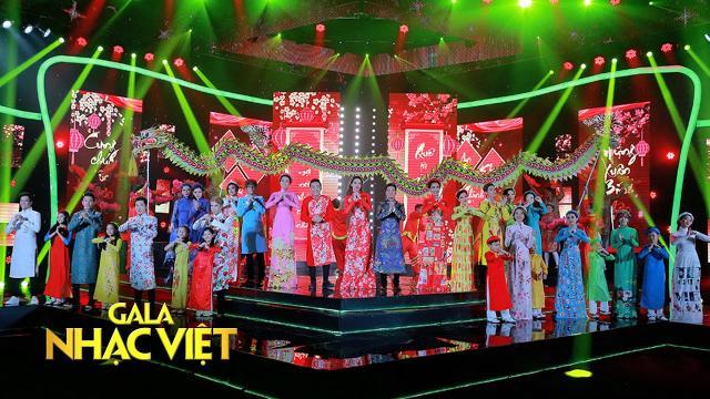 Gala Nhạc Việt 7| Tết Trong Tâm Hồn