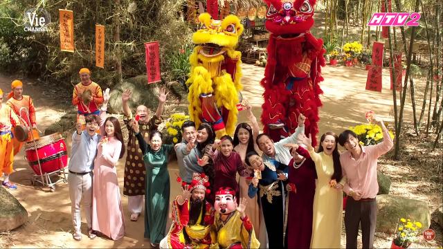 Phim việt - Cô thắm về làng phần 4 mừng xuân 2019