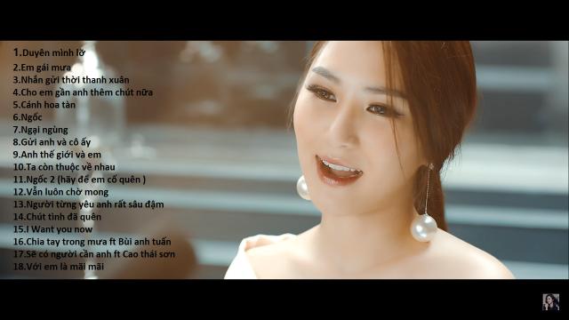 Hương tràm  | Cô gái có giọng ca nội lực làng nhạc VIỆT