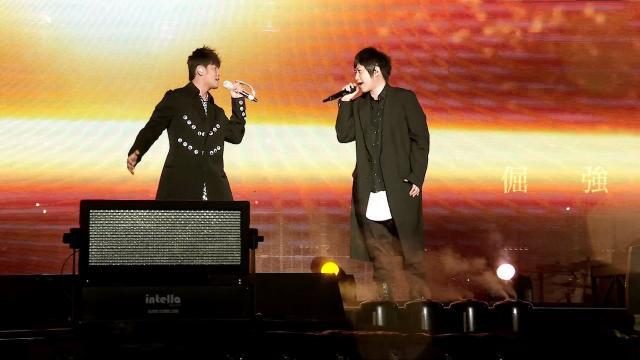 Quật Cường - Mayday ft Jay Chou | Live Concert chưa bao giờ làm khán giả thất vọng