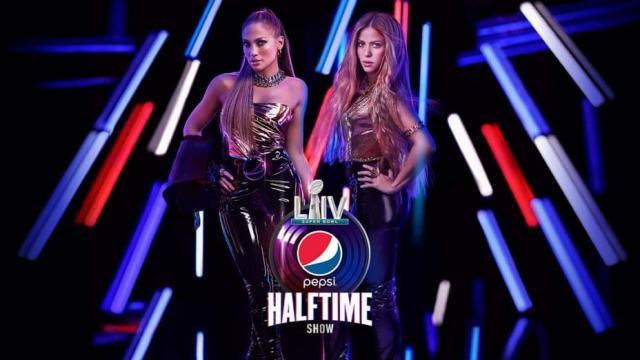Jennifer Lopez & Shakira quẩy banh nóc show giữa trận chung kết NFL
