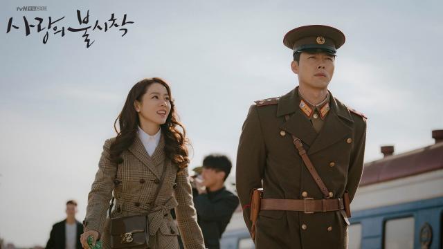 """【Hạ cánh nơi anh OST】- """"Đôi khi con tàu đi sai đường lại tới đúng điểm đến"""""""