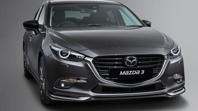 【車評】18年式『Mazda3』新增 MRCC、SBS,那是什麼?有用嗎?