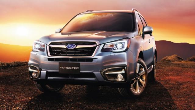 【車評】百萬有找的四驅進口SUV?『Subaru Forester』