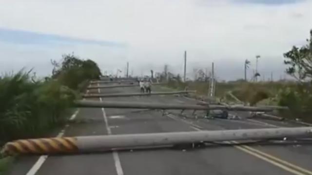 颱風ING!  回顧台灣颱風的超強威力