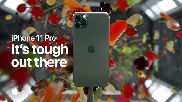 【iPhone 11 & Pro】電影級攝錄/防髒測試 官方系列VIDEO
