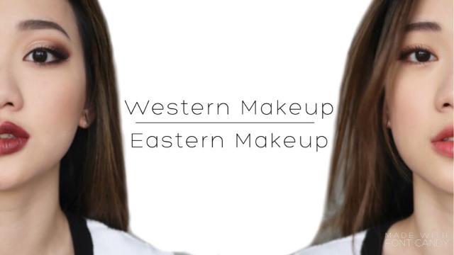 歐美妝容和亞洲妝容的區別在哪?歐美妝要怎麼畫?