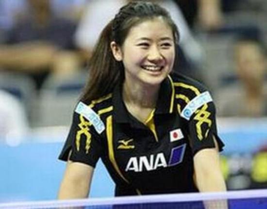 乒乓球壇小可愛『愛醬』!生完寶寶後,打算征戰2020東京奧運比賽!?