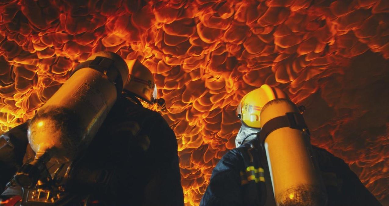 【舉三反一】火災現場常被提到的『閃燃(Flashover)』到底是什麼?究竟有多可怕呢?
