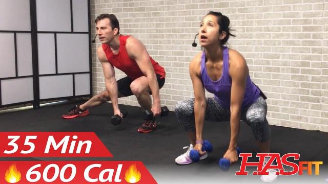 Home HIIT | One hour cardio workout