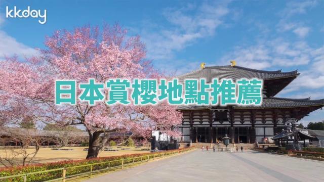 [賞櫻攻略]宮城縣、東京、京都夢幻賞櫻之旅看這邊