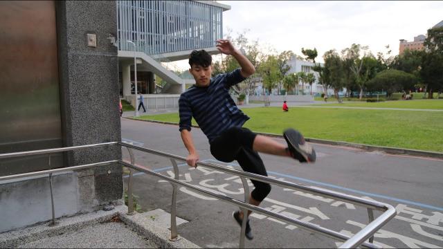 【跑酷Parkour】想成為跑酷達人? 讓你飛天遁地帥起來 技巧大解析