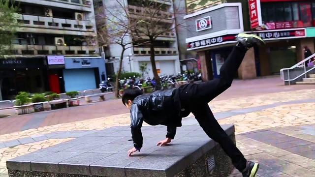 【跑酷Parkour】帶你認識台灣知名跑酷團 「雲豹跑酷」 這就是他們生活的方式