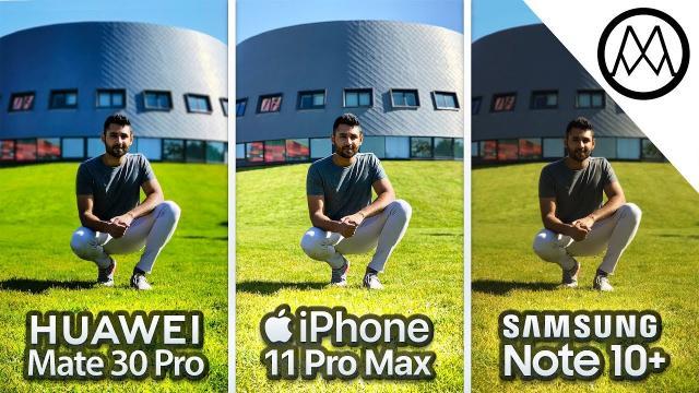 【中文解譯】開箱三款 iPhone 11!包含自拍慢動作、三鏡頭以及夜拍!