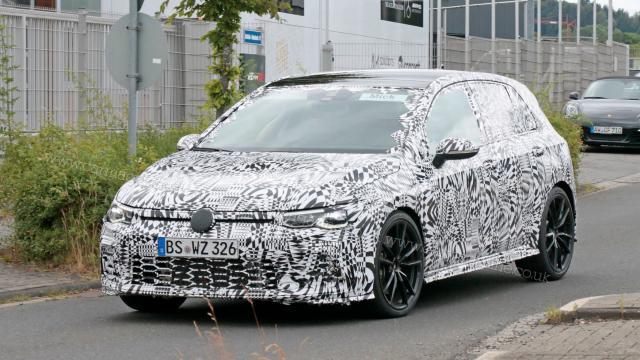 更數位先進 第 8 代 Volkswagen Golf 將在 10/24 推出