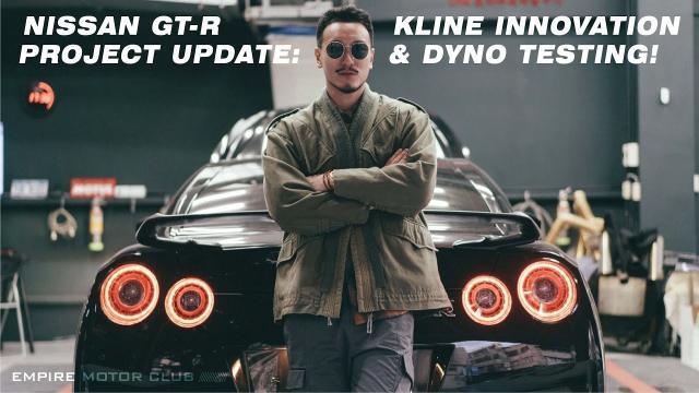 王陽明要來升級他的新車『NISSAN GT-R』|Kline排氣管+馬力測試