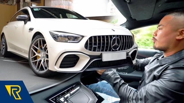 我最喜愛的四門轎跑!!! | Mercedes-AMG GT 63 S