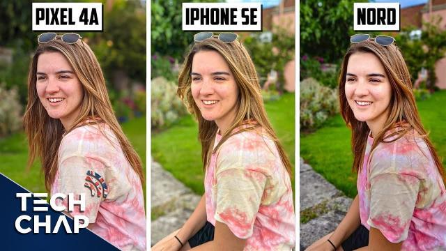 【相機評測】Pixel 4a還是iPhone SE?(中文TL;DR)