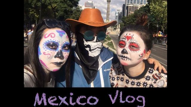 亡靈歸來?!到墨西哥與骷髏逛大街~ 2017亡靈節(Día de Muertos)怕也要去!