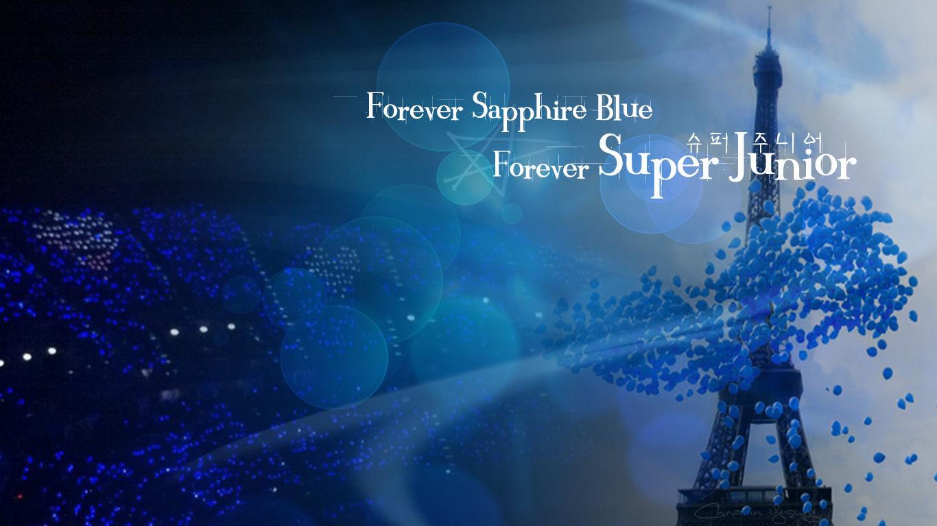 永恆.寶藍--Super Junior