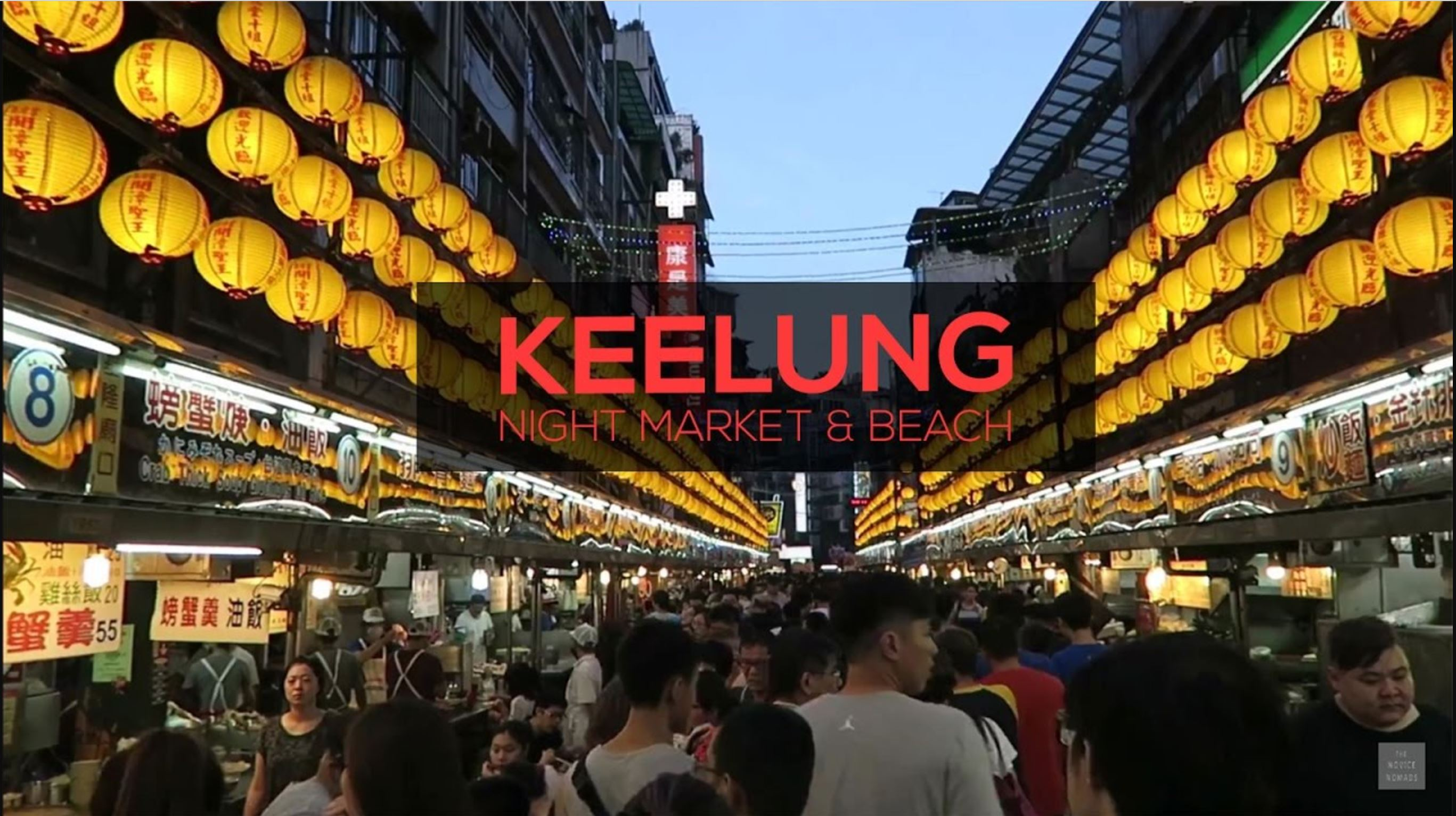 Famous Jiufen town & Keelung city night market