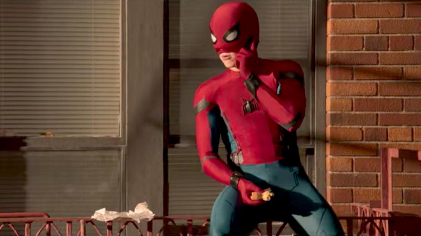 《蜘蛛人:返校日》重磅影評