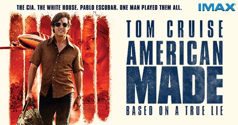 最不阿湯哥的阿湯哥電影—《美國製造》