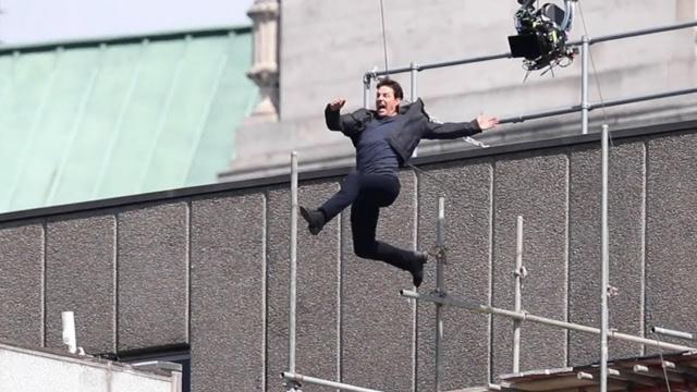 《不可能的任務1-5集精選片段》阿湯哥究竟有多少搏命演出?