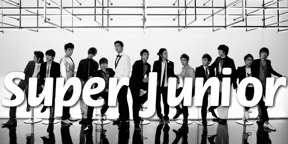 Super Junior 精選