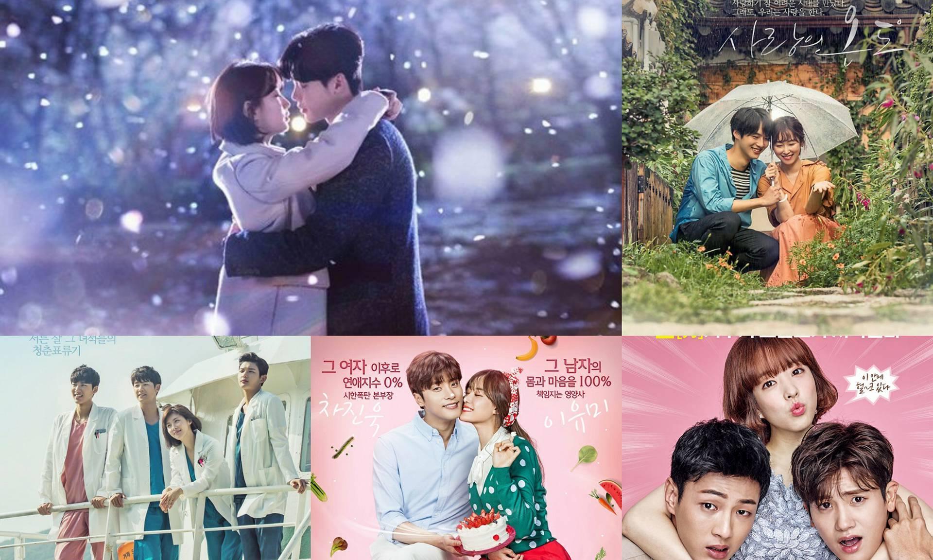2017韓劇推薦TOP 5排行~你跟到了嗎?