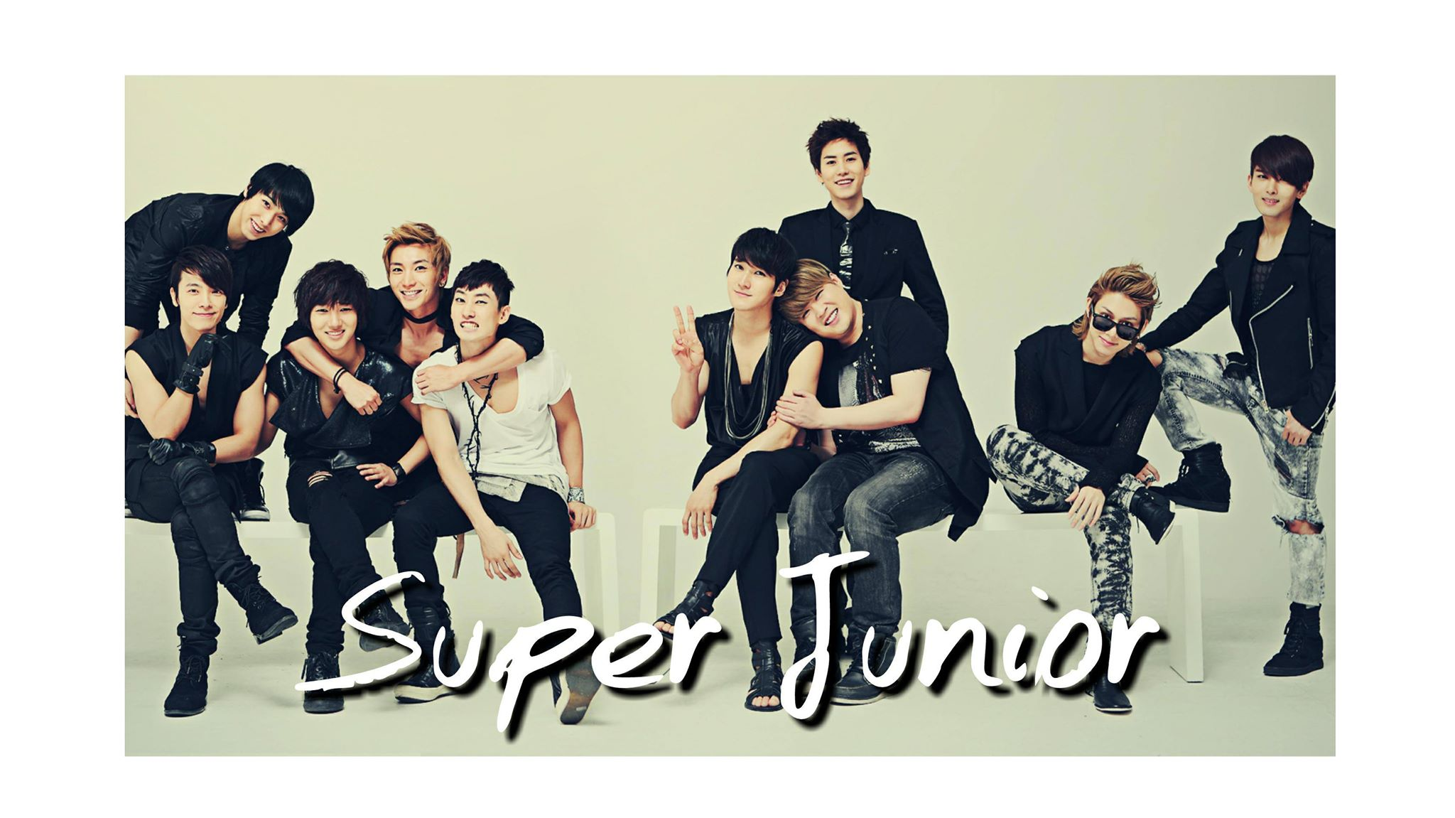 韓團故事特輯 Part 1 - Super Junior