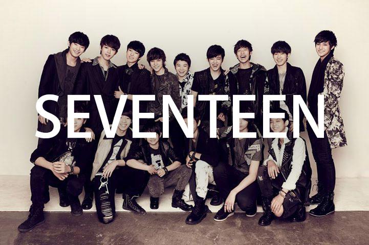 [併集歌單] SEVENTEEN