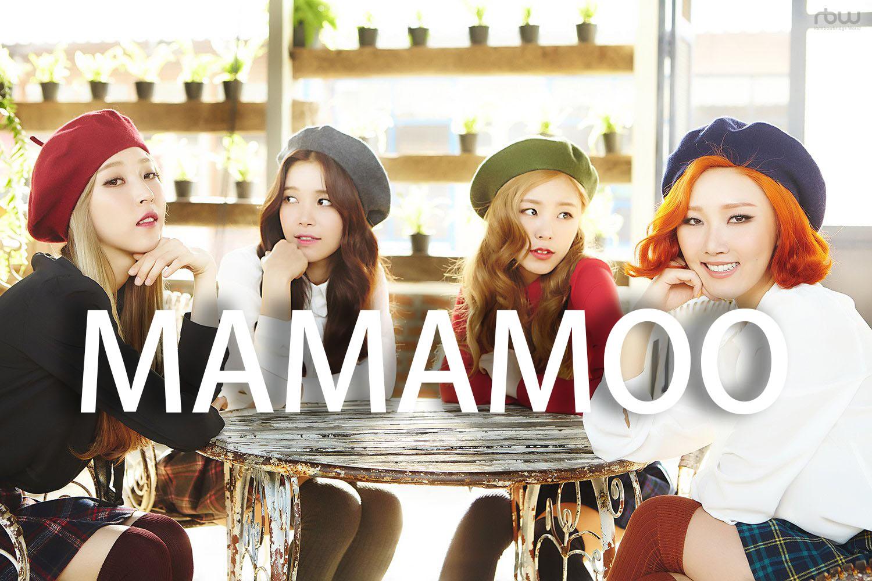 [併集歌單] MAMAMOO