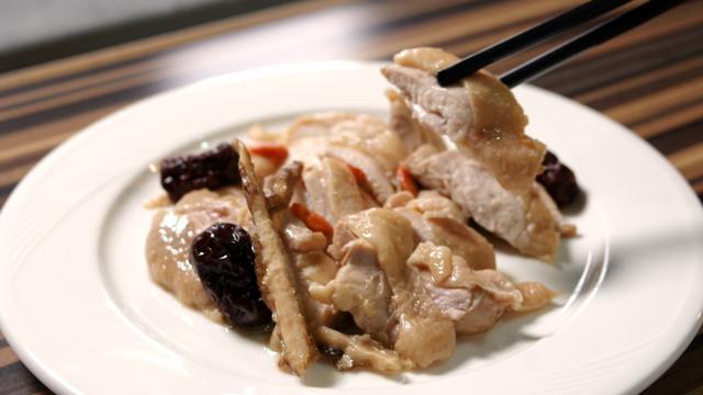 【三十分鐘上菜 | 永齡宅配箱】 紹興醉雞、枸杞炒川七、紅麴糙米飯|地中海飲食