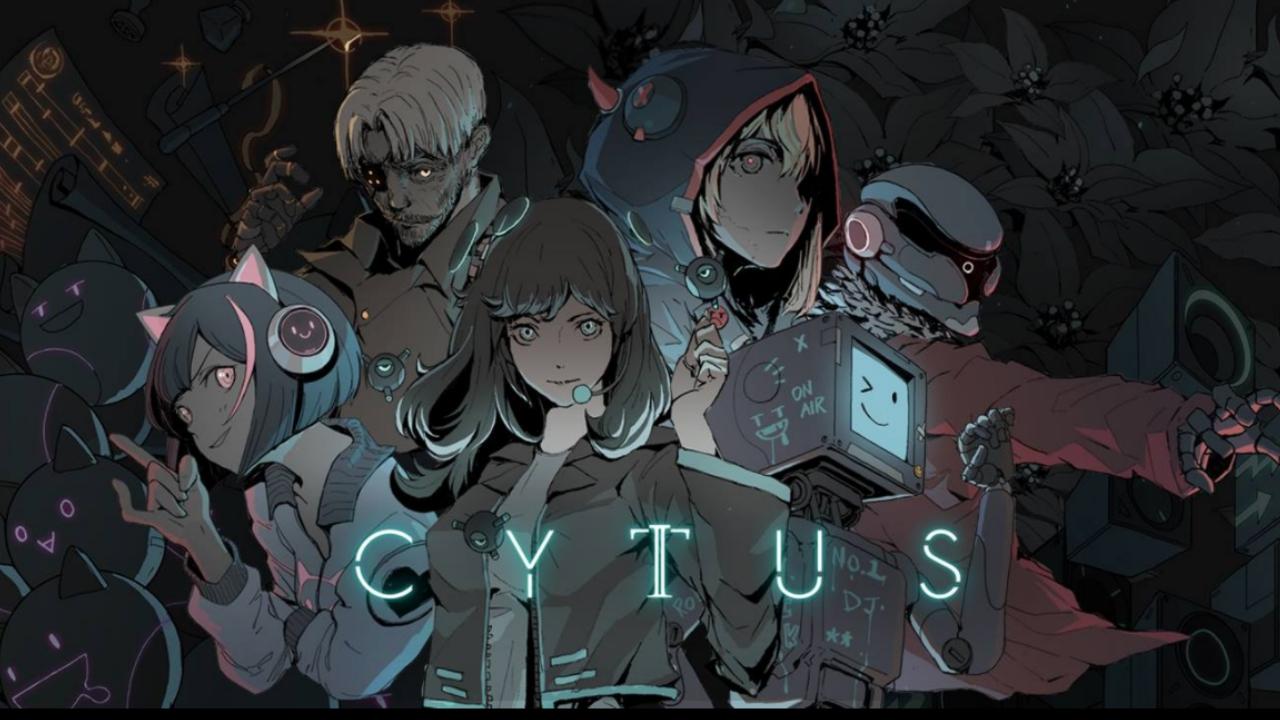 音樂遊戲大作《Cytus II》來了!
