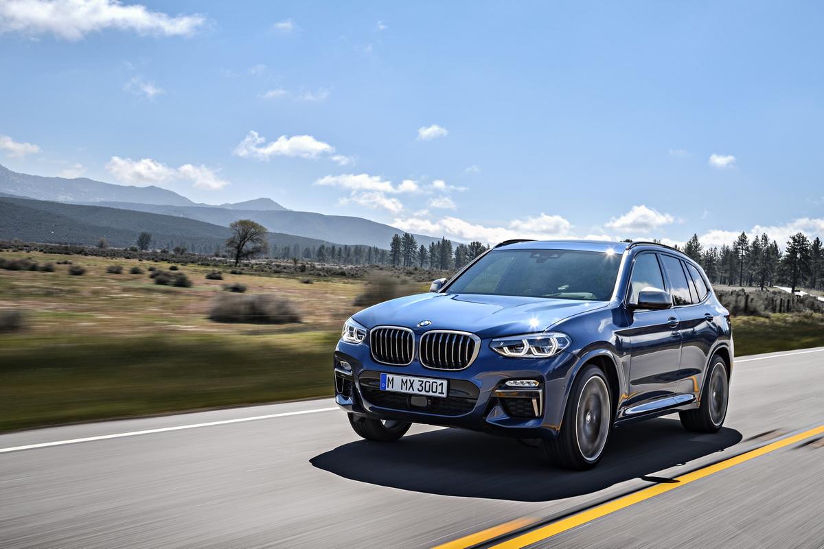 第三代 BMW X3重裝上陣!首度下放M Performance!