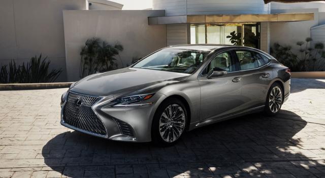『車評』全新五代 Lexus LS 500 來捍衛豪華大型房車市場